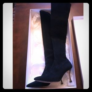 Over the knee/ thigh high Jimmy Choo boots